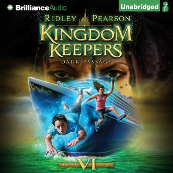 Kingdom Keepers VI, Ridley Pearson