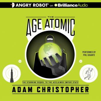 Download Age Atomic by Adam Christopher