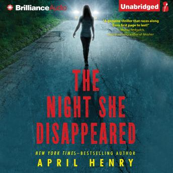Download Night She Disappeared by April Henry
