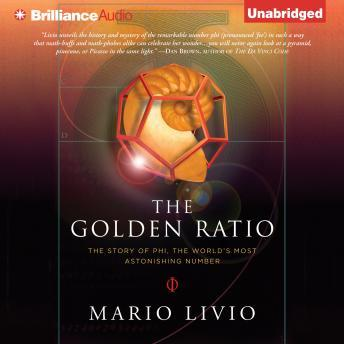 Download Golden Ratio by Mario Livio