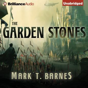 Garden of Stones, Mark T. Barnes