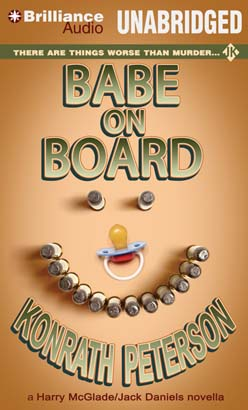 Babe on Board, Ann Voss Peterson, J. A. Konrath
