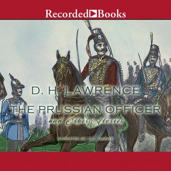 Prussian Officer, D.H. Lawrence