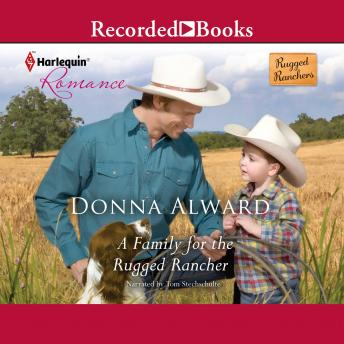 Family for the Rugged Rancher, Donna Alward