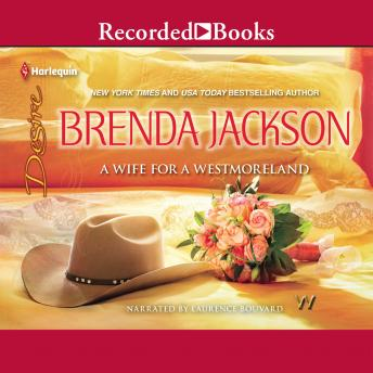 Wife for Westmoreland, Brenda Jackson