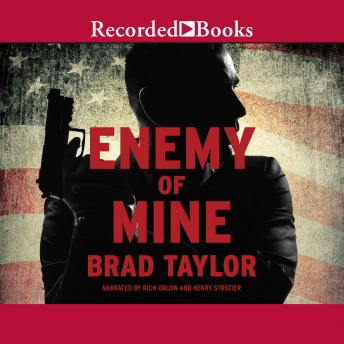Download Enemy of Mine by Brad Taylor