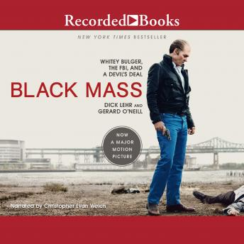 Black Mass, Gerard O'Neill, Dick Lehr