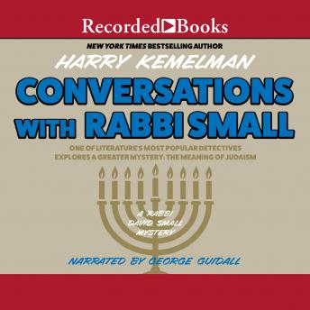 Conversations with Rabbi Small, Harry Kemelman