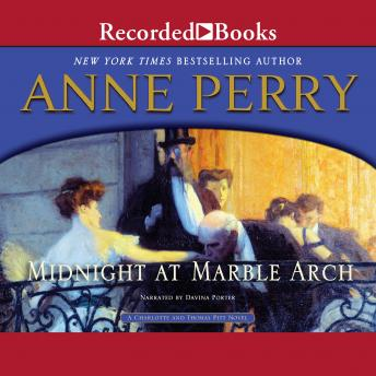 Midnight at Marble Arch, Anne Perry