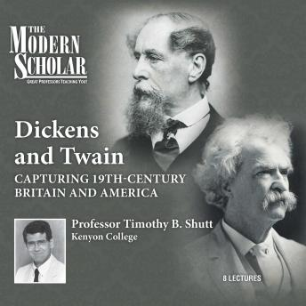 Dickens and Twain: Capturing 19th Century Britain and America