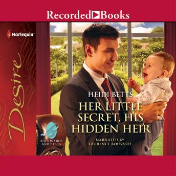 Her Little Secret, His Hidden Heir, Heidi Betts