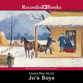 Jo's Boys, Louisa May Alcott