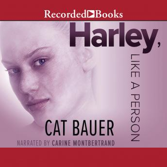Harley, Like a Person, Cat Bauer