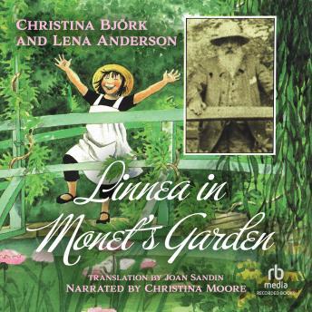 Linnea in Monet's Garden
