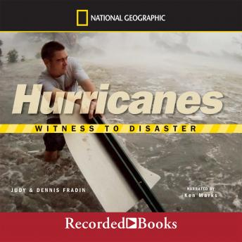 Hurricanes: Witness to Disaster, Dennis Brindell Frandin, Judith Bloom Fradin