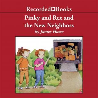 Pinky and Rex and the New Neighbors, James Howe