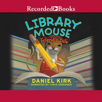 Library Mouse: A Friend's Tale sample.