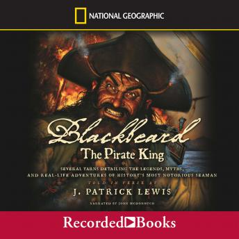 Blackbeard the Pirate King, J. Patrick Lewis
