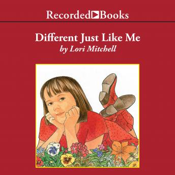 Different Just Like Me, Lori Mitchell