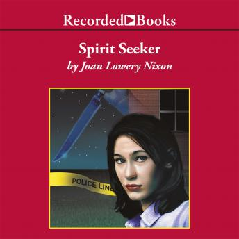 Spirit Seeker, Joan Lowery Nixon