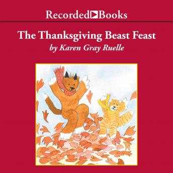 Thanksgiving Beast Feast sample.