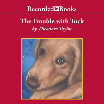 Trouble with Tuck: The Inspiring Story of a Dog Who Triumphs Against All Odds, Theodore Taylor