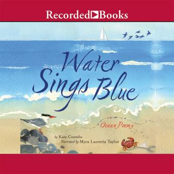Water Sings Blue: Ocean Poems, Kate Coombs