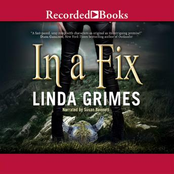 In a Fix, Linda Grimes