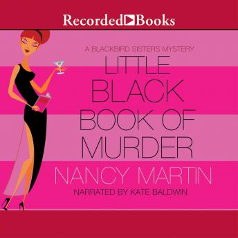 Little Black Book of Murder, Nancy Martin
