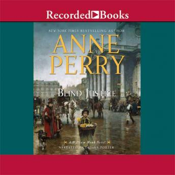 Blind Justice, Anne Perry