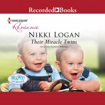 Their Miracle Twins, Nikki Logan