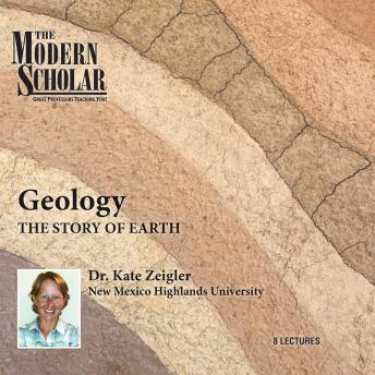 Geology:  The Story of Earth, Kate Zeigler