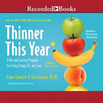 Thinner This Year: A Younger Next Year Book details