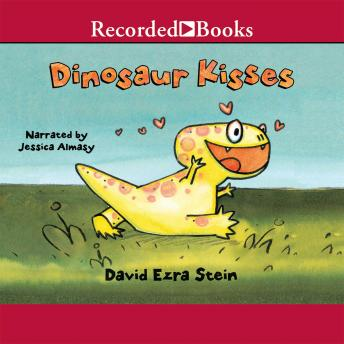 Dinosaur Kisses, David Ezra Stein