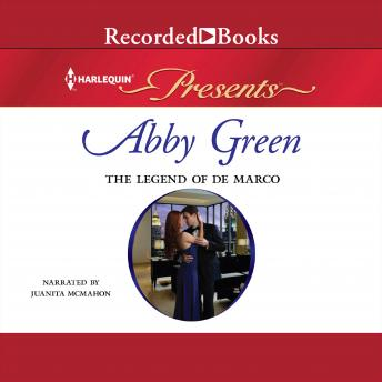 Legend of de Marco, Abby Green