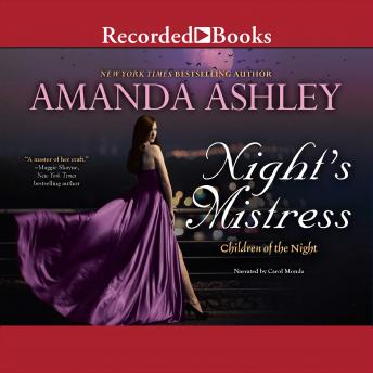 Night's Mistress, Amanda Ashley