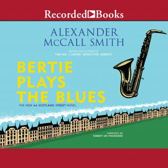Bertie Plays the Blues, Alexander McCall Smith