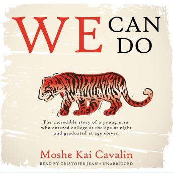 We Can Do, Moshe Kai Cavalin