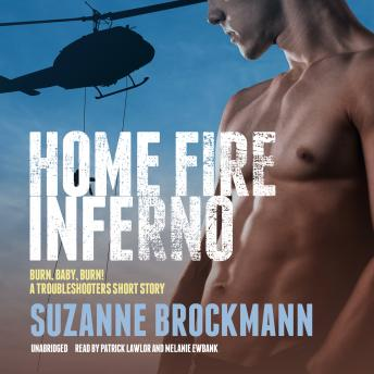 Home Fire Inferno:Burn, Baby, Burn!A Troubleshooters Short Story, Suzanne Brockmann