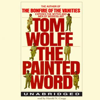 Painted Word, Tom Wolfe