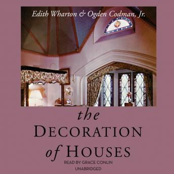 Decoration of Houses, Edith Wharton