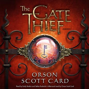 The Gate Thief: A Novel of the Mither Mages
