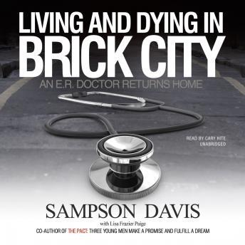 Download Living and Dying in Brick City: An E.R. Doctor Returns Home by Lisa Frazier Page, Sampson Davis