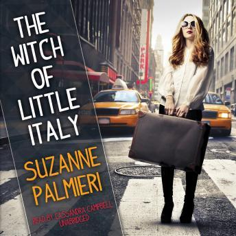 Witch of Little Italy, Suzanne Palmieri