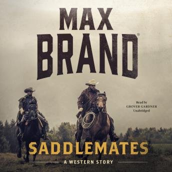 Saddlemates : A Western Story sample.
