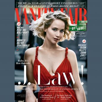 Vanity Fair: January 2017 Issue