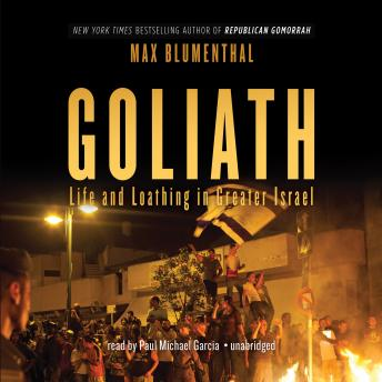 Goliath: Life and Loathing in Greater Israel sample.