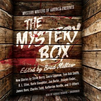 Mystery Writers of America Presents The Mystery Box, Brad Meltzer