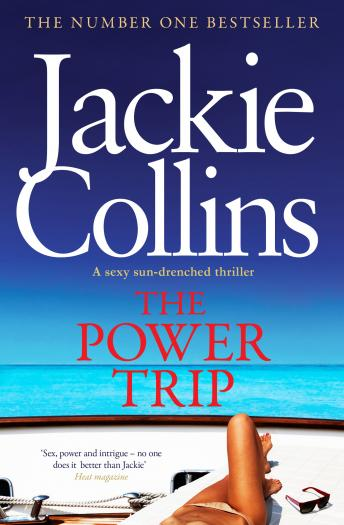 Power Trip, January Lavoy, Sydney Tamiia Poitier, Euan Morton, Holter Graham, Jackie Collins
