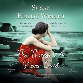 Things We Never Said, Susan Elliot Wright